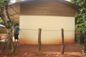 Mur fresque